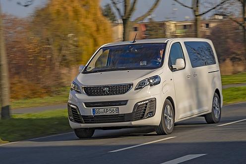 Peugeot e-Traveler Specs and Details - City traveler