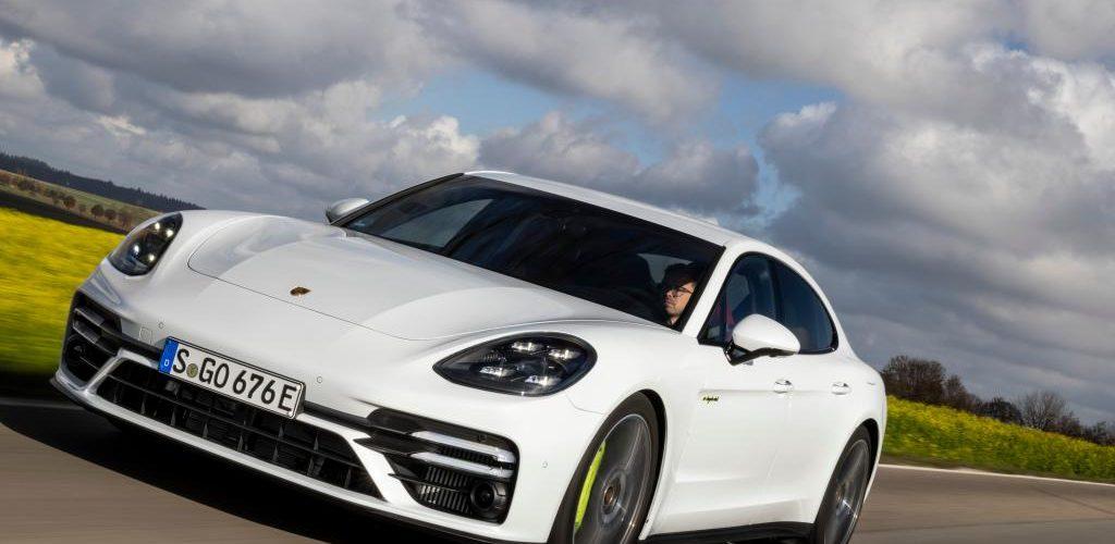 Porsche Panamera Turbo S E-Hybrid Review, Specs, Price & Details