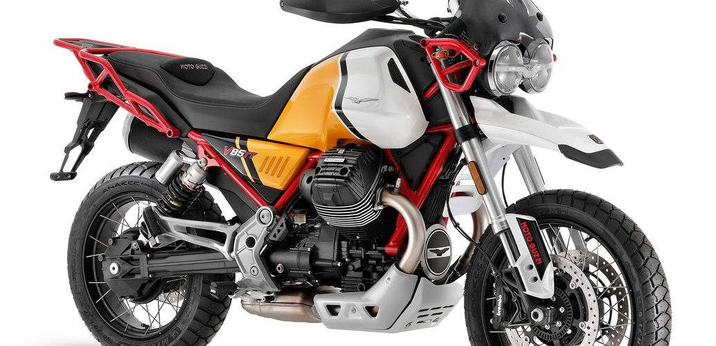 Moto Guzzi V85 TT, V7 and V9 Centenario, celebrates 100 years with special editions