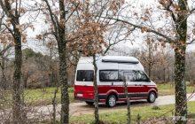 Volkswagen Grand California Review: a huge and comfortable camper van