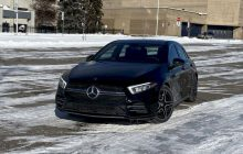 2021 Mercedes-Benz A35 AMG 5-door Review, Specs, and Features
