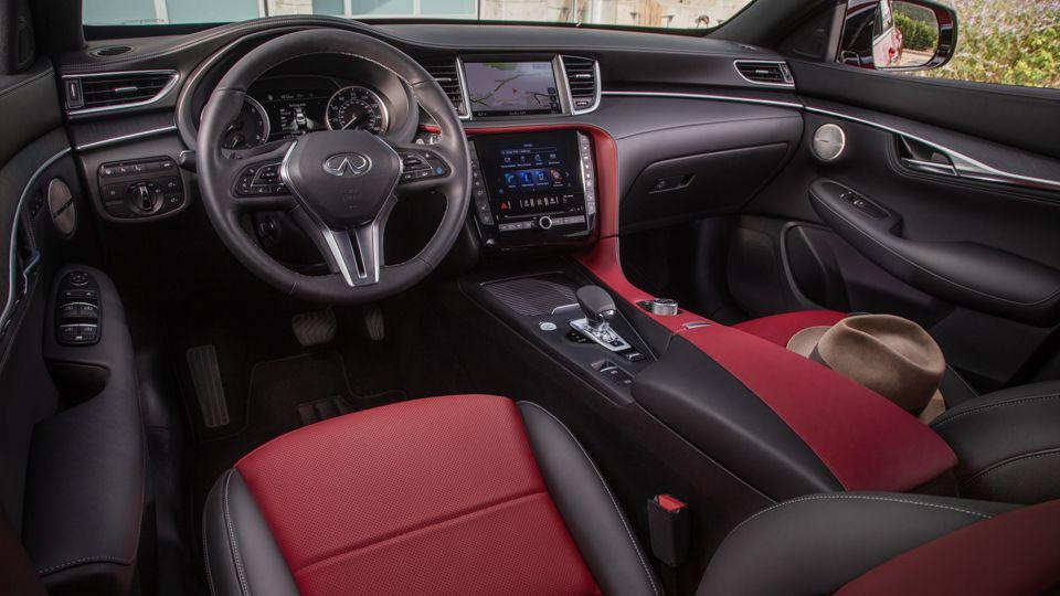 2022 Infiniti QX55 Price, Specs, Interior and New Features