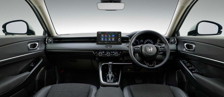 All New 2022 Honda HR-V Specs, Features & Overview