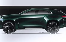 Bentley EXP8: the new SUV concept inspired by the Mulliner Bacalar