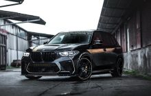 BMW X5 M Competition 823 HP By Manhart