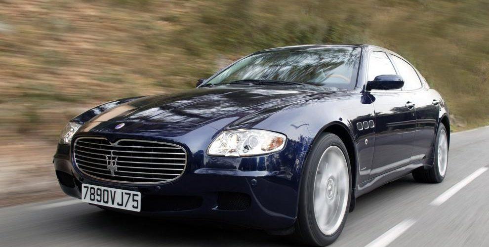 Cars over 400 horsepower less than € 20,000