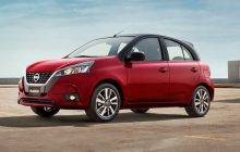 Launched !! 2021 Nissan March Facelift revised again