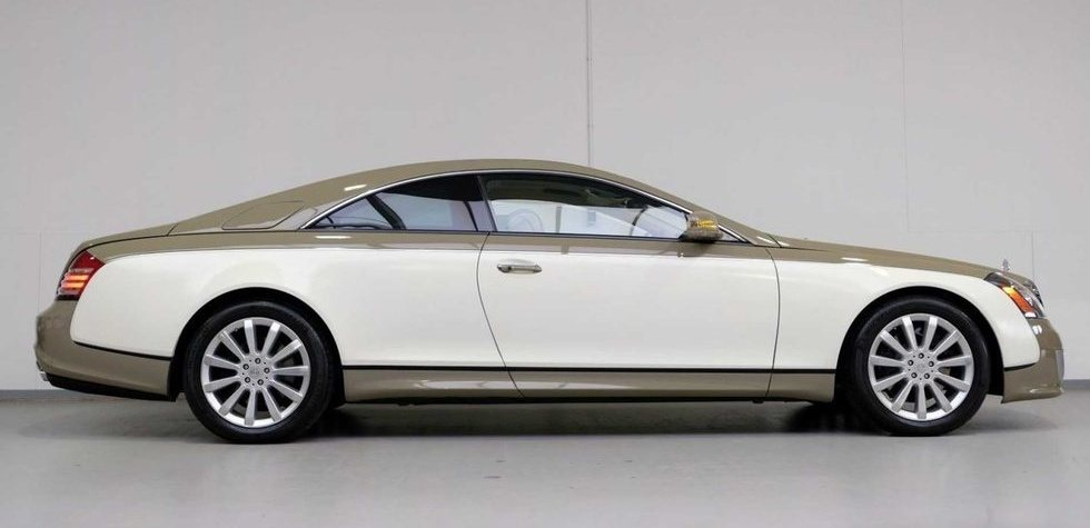Maybach 57S Coupe Specs & Details