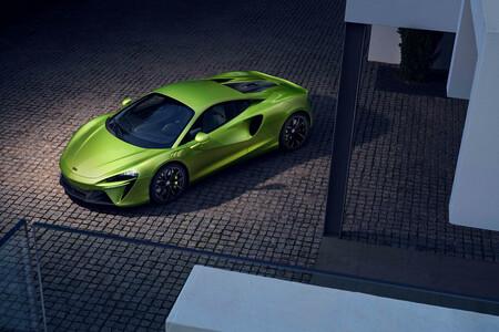 New McLaren Artura Specs, Price, Details - 680 hp and 1,495 kg