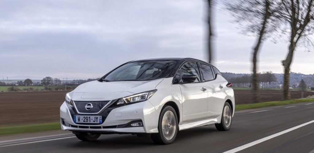 special version Nissan Leaf10 Specs and Details
