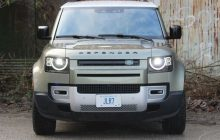 The modern Land Rover Defender looks likely to happen