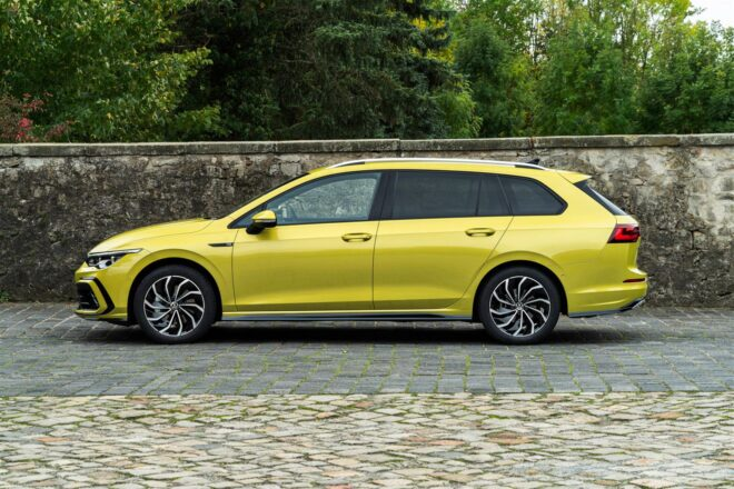 Volkswagen Golf 8 Variant and Alltrack: engines, equipment and prices