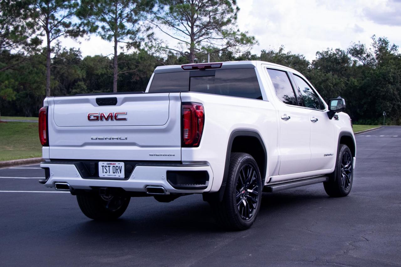 2020 GMC Sierra 1500 AT4 Diesel Review, Specs & Details