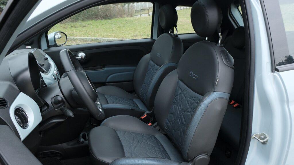 2021 Fiat 500 Hybrid