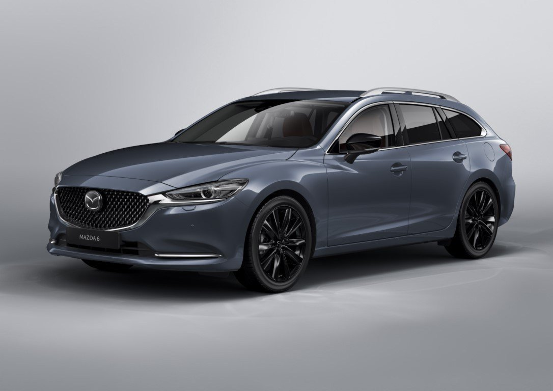 2021 Mazda6 welcomes the special edition Homura