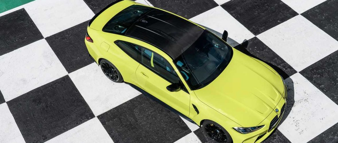 BMW M4 Competition Coupé 2021 Review: more sporty, more effective