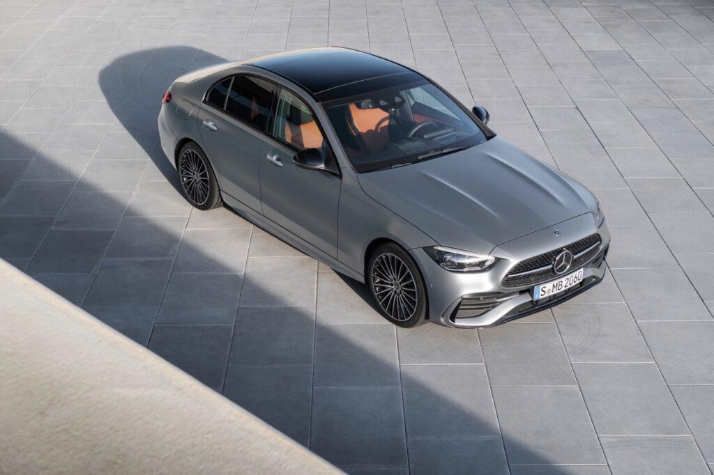 Mercedes C-Class electric version Release Date, Specs & Details