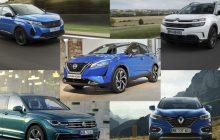 New Nissan Qashqai against the Peugeot 3008, Citroën C5 Aircross, Renault Kadjar and VW Tiguan
