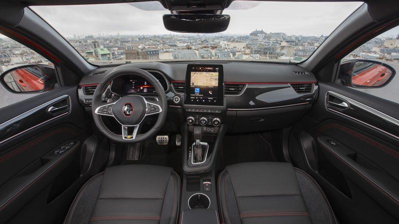 Renault Arkana TCe 140 EDC SUV Coupé Review, Specs & Details