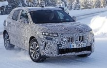 Renault Kadjar 2021 debuts in the snow