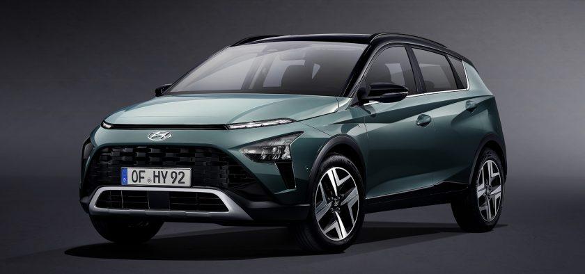 The new Hyundai Bayon 2021