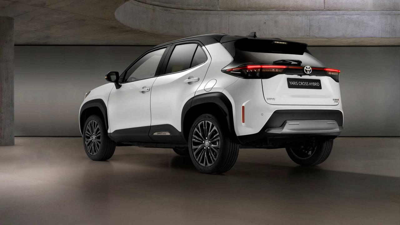 Toyota Yaris Cross Adventure 2021, now with a more country touch