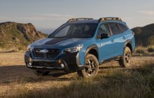 2022 Subaru Outback Wilderness Specs, Features, Details : ready for the apocalypse