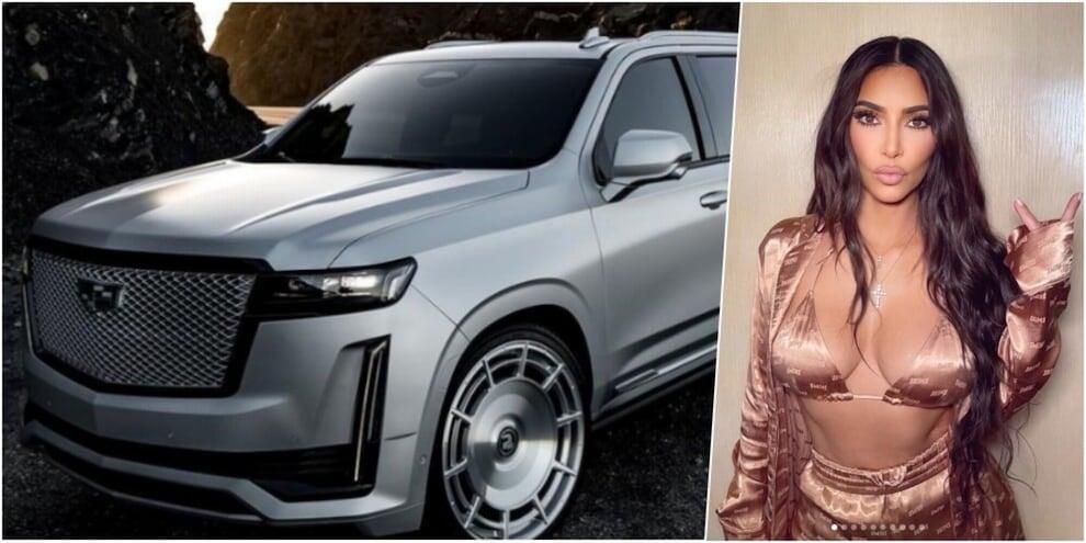 All-luxury Cadillac Escalade Premium for Kim Kardashian