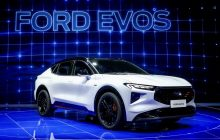 Ford Evos unveiled in China: it may have a future in North America