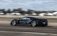 Hennessey Venom F5 2021, the first tests begin