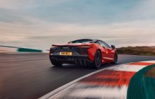 McLaren Artura High Performance Hybrid Speed