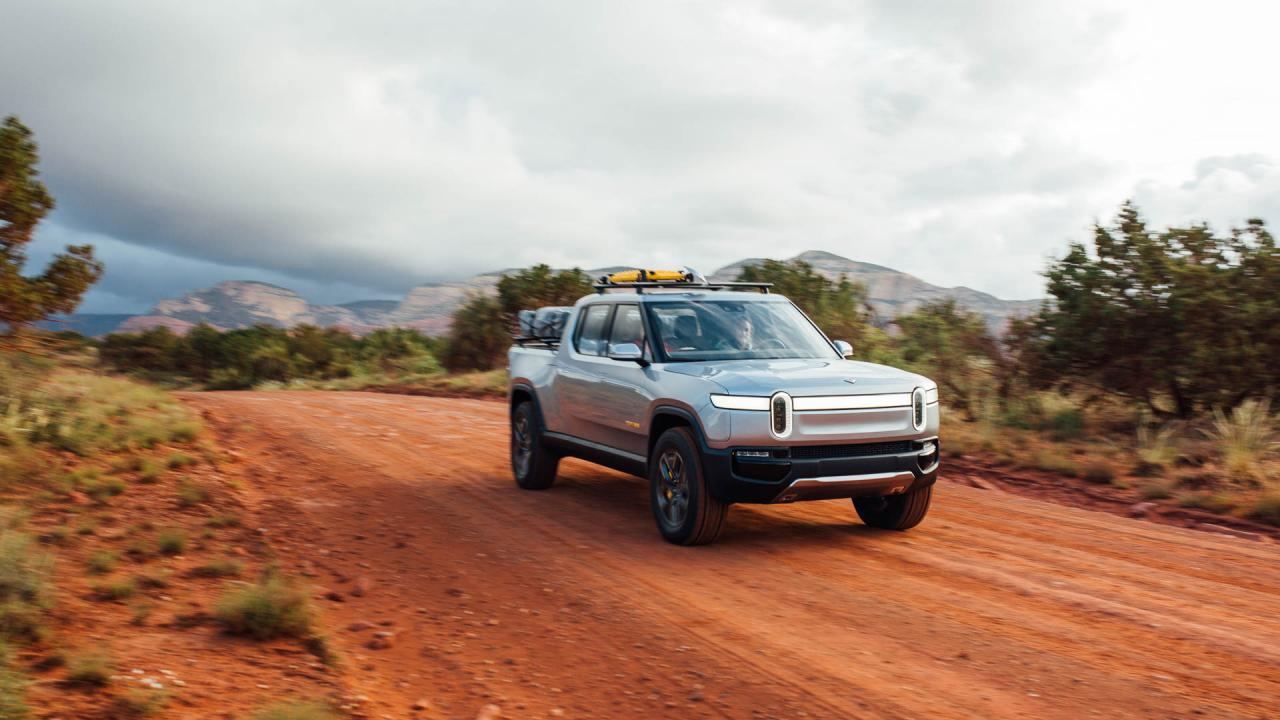 The warranty for Rivian vehicles Up To 8 years / 280,000 km