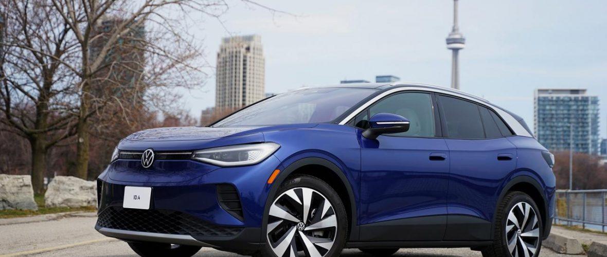 Volkswagen ID.4 2021 Price, Specs & Features