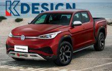Volkswagen Pickup Trucks and Land Rover Defender
