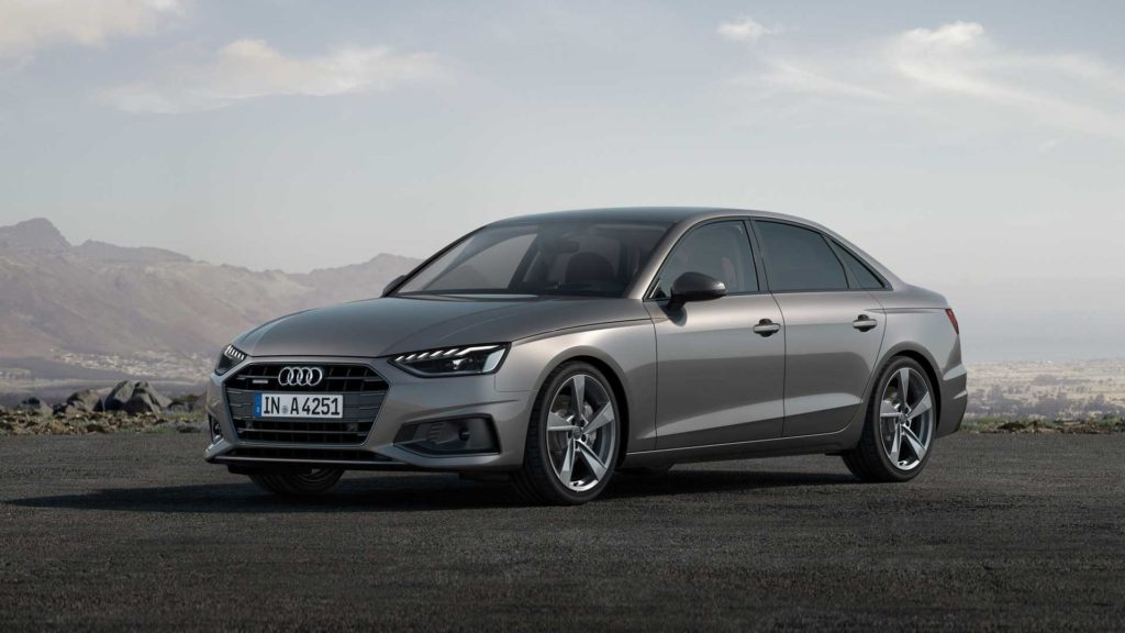 Audi A4 2023: the sixth generation will be all electrified
