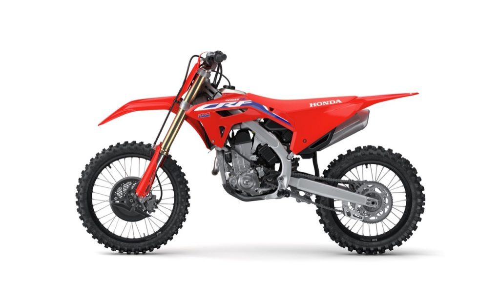 Honda CRF450R 2022 Specs and Details