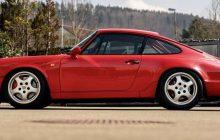 Porsche 911 Carrera RS N-GT Clubsport. A rare bird looking for a new home