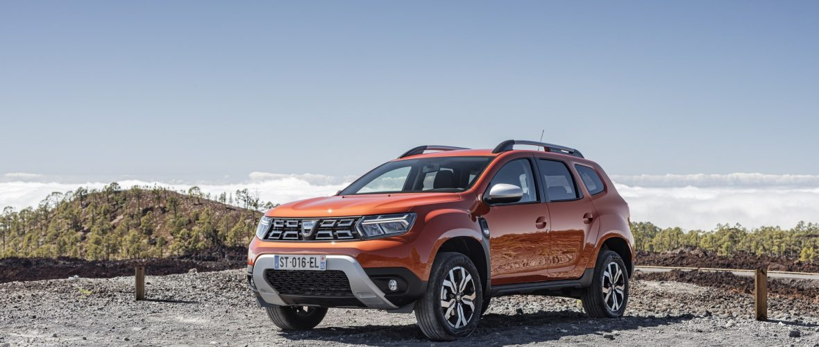Value SUV 2022 Dacia Duster Specs, Price, Interior and Features