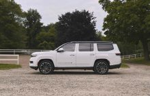 2022 Jeep Wagoneer and Grand Wagoneer Spece