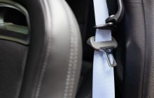 A new trend is taking over: colored seat belts become customer favorites