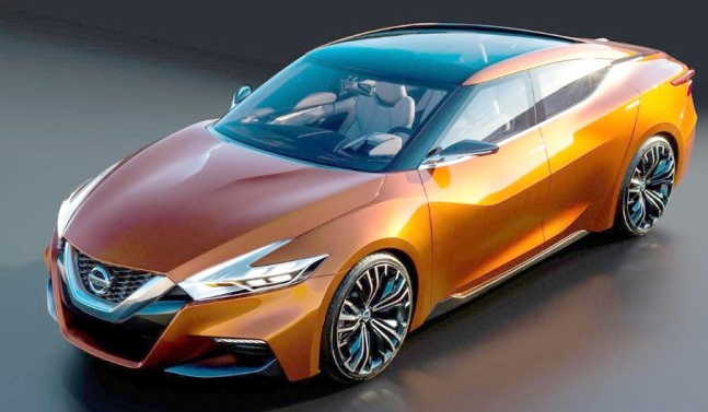 2016 Nissan Maxima Specs and Release Date 2