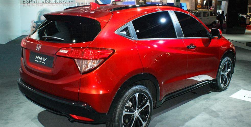 2015 Honda HR-V Engine