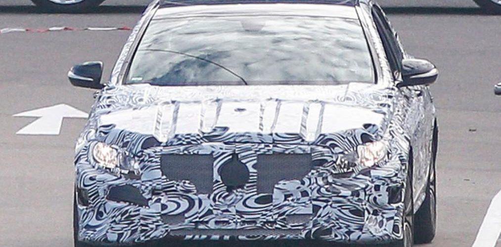 2016 Mercedes-Benz E-Class Spied