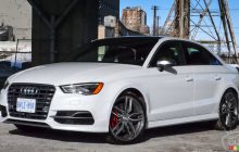 2015 Audi S3 Test Drive and Price