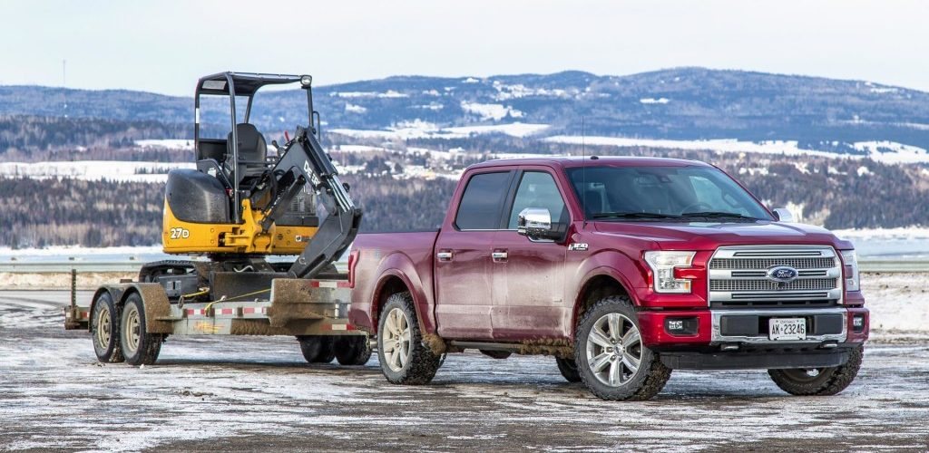 2015 Ford F-150 Review For Winter Road