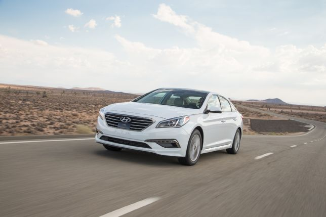 2015 Hyundai Sonata Limited Road Test and Review