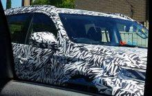 2016 Mitsubishi Challenger/Montero/Nativa/Pajero Spied