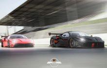 Ferrari 488 GT3 Photos in 3D