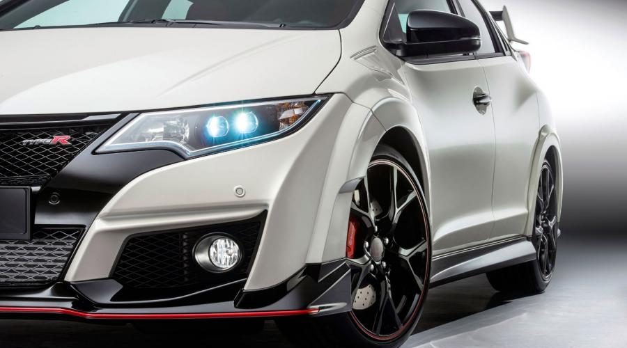 Offiial Honda Civic Type R Photos, Too Awesome