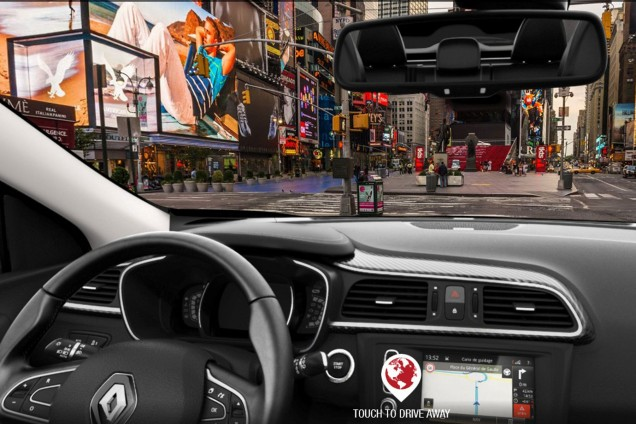 Virtual Experience With Renault Qajar